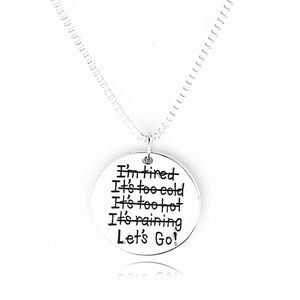 let's go necklace